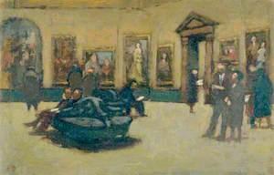 The Flemish Exhibition, Burlington House