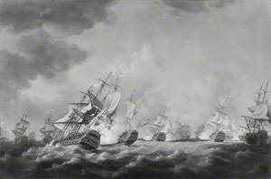 The Battle of Quiberon Bay, 20 November 1759