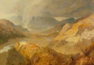 Landscape near Ambleside