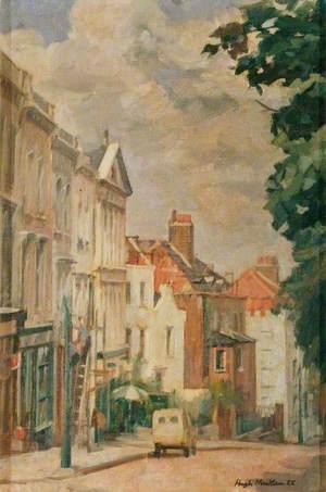 Pond Street, Hampstead