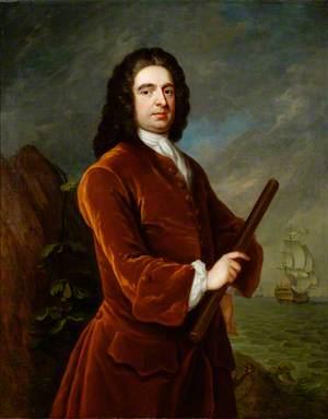 Edward Vernon (1684–1757), Admiral