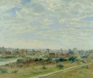 Benhall Green, Suffolk