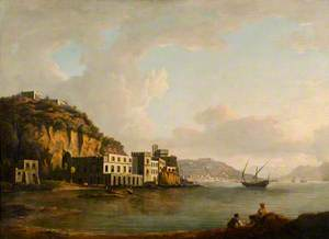 View of the Bay of Naples