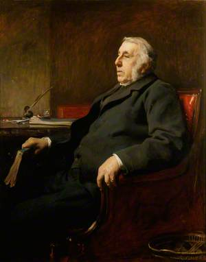 Major George Graham (1801–1888), Registrar General (1842–1879)