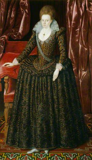 Lady Arabella Stuart (1575–1615), Cousin of King James I