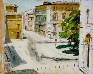 Street Scene, Perugia