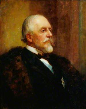 Frederick Temple Hamilton-Temple-Blackwood, 1st Marquess of Dufferin and Ava (1826–1902), Diplomat