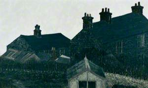 Cottages, Mow Cop