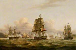 Capture of Martinique