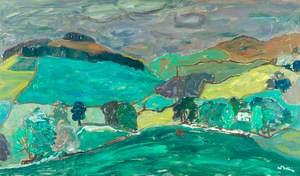 Peeblesshire Landscape