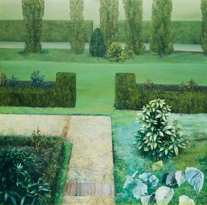 Untitled (Formal Garden)