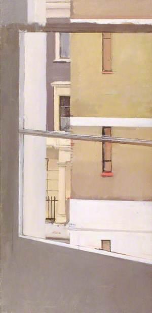 My Studio Window, Moreton Terrace