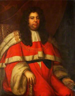 Thomas Trevor (1658–1730), 1st Baron Trevor,Chief Justice of the Common Pleas