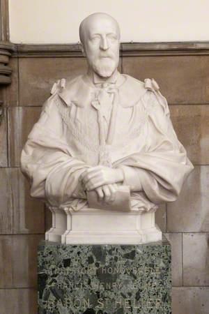 Francis Henry Jeune (1843–1905), Baron St Helier, Judge