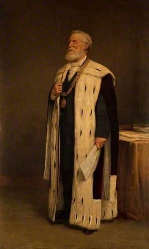 Sir Samuel Chisholm (1836–1923), Lord Provost of Glasgow (1899–1902)
