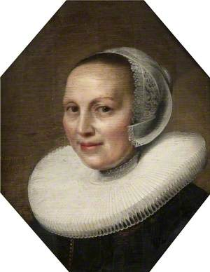 Portrait of a Woman, Aged 46