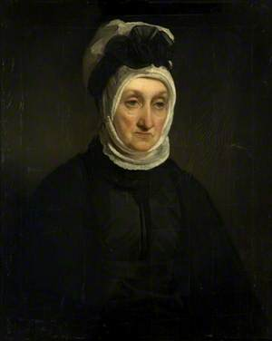 Elizabeth Galloway (or Grieve), of Sandyhills (d.1826)