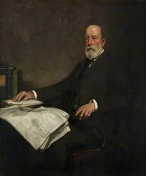 Sir John Neilson Cuthbertson (1829–1905), LLD, DL