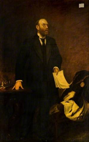 Sir James Bell (b.1850), Lord Provost of Glasgow (1892–1896)