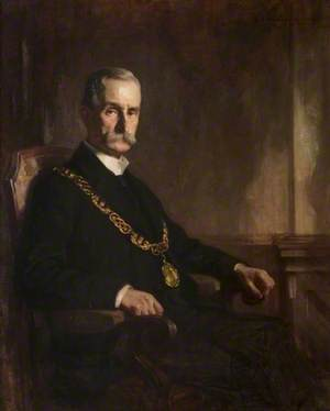 Sir Daniel Macaulay Stevenson (1851–1944), Lord Provost of Glasgow (1911–1914)
