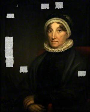 Mrs J. M. Robertson, Mother of John M. Robertson