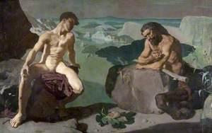 Melampus and the Centaur