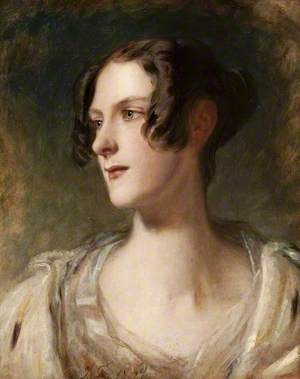 Christina Mitchell McNeil, the Mother of Ina, Dowager Duchess of Argyll