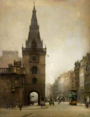 The Tron Steeple, Glasgow