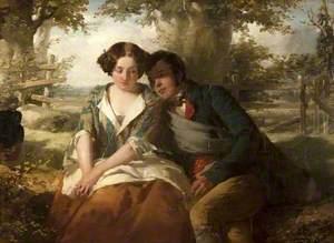 Burns and Highland Mary