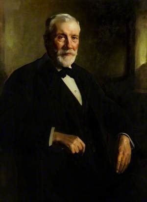Former Bailie James Steele