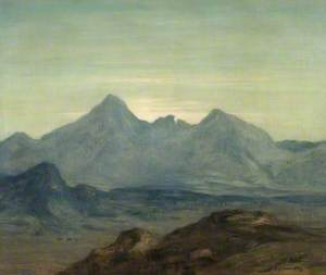 The Hills of Skye