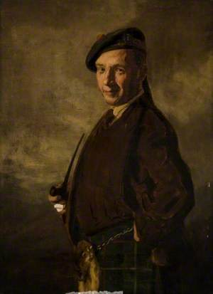 Sir Harry Lauder (1870–1950)