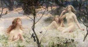 Spring's Awakening (The Snow Maidens)