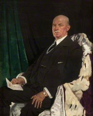 Sir Thomas Paxton (1860–1930), Lord Provost of Glasgow (1920–1923)