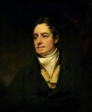 Alexander Campbell of Hallyards (1768–1817)