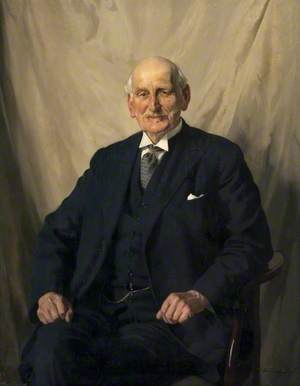 William Primrose (1849–1935), JP, Chairman of the Trustees of the Hamilton Bequest
