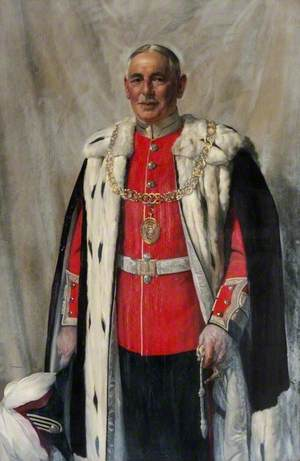 Sir Alexander B. Swan, Lord Provost of Glasgow (1932–1935)