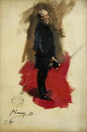 Reverend Donald Macleod, DD, the Queen's Chaplin