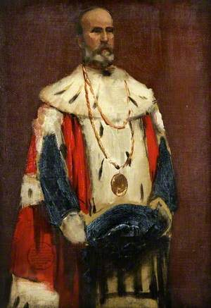 Robert Yellowlees, Provost of Stirling