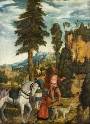 The Conversion of Saint Eustace