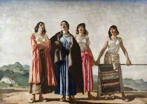 The Four Singers of Vera