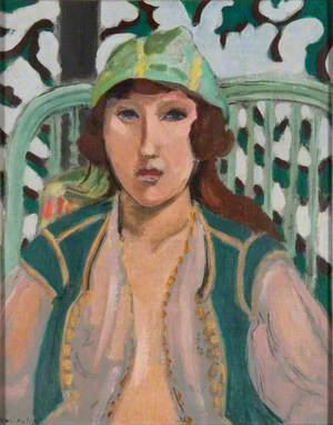 Woman in Oriental Dress