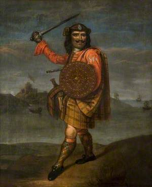 Alastair Grant Mor, the Castle Grant Champion