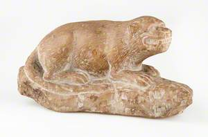 Carving of a Tiger*