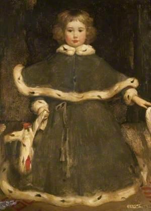 Cecile Walton (1891–1956), the Artist's Elder Daughter