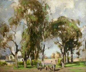 A Midlothian Farm