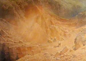 The Golden Quarry