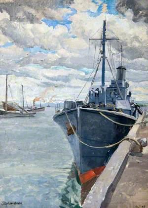 HMS Trawler 'Stella Pegasi'