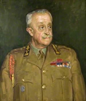 Lieutenant General Le Chevalier Van Strydonck de Burkel (1879–1961)