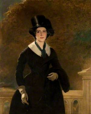 The Honourable Mrs Alexander Macalister, née Fleming (1825–1859)